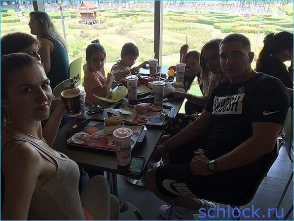 Ксения Бородина бросила трёхмесячную дочь
