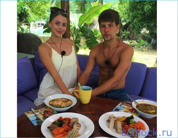 Суфлер и суп Том Ям