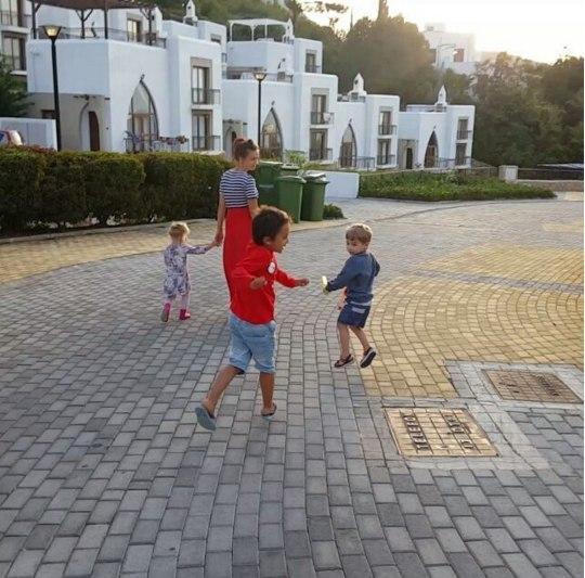Домовские детишки (26 апреля)