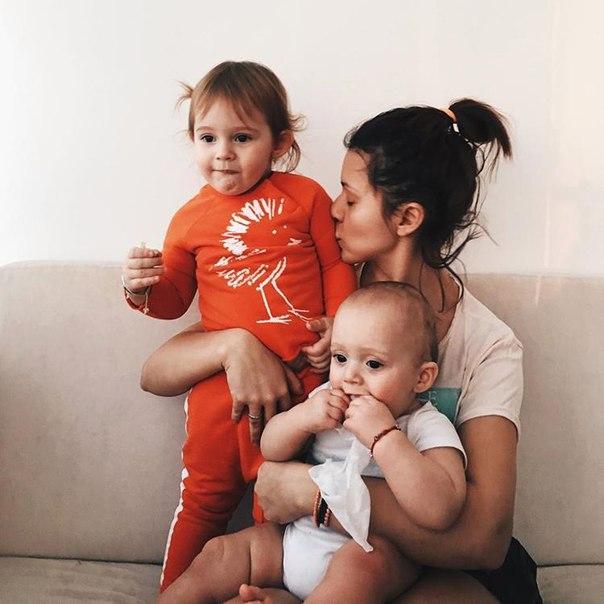 Домовские детишки (22 апреля)