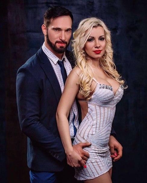 Фотосессия Дениса и Кати Король
