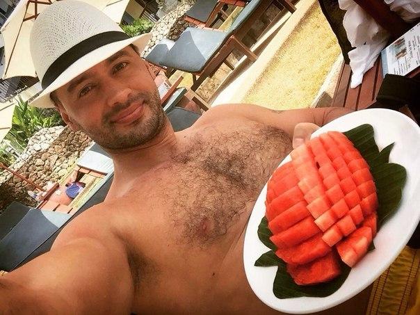 Андрей Черкасов в Таиланде (9 апреля)