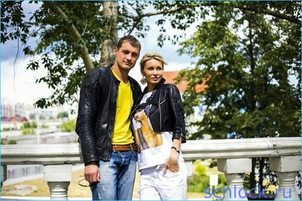 Нежная фотосессия Задойнова и Камирен