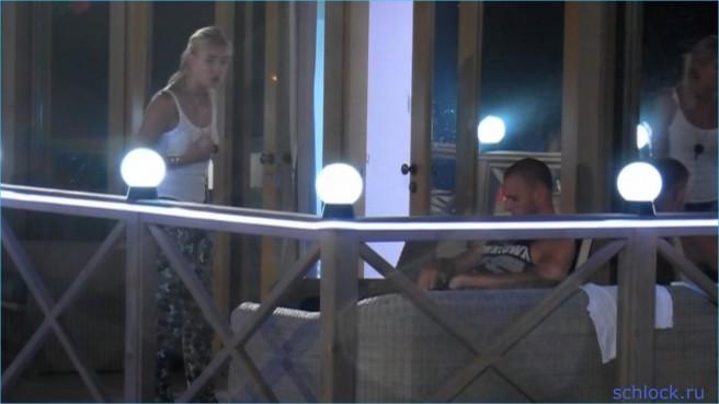 Обзор вечернего эфира дома 2 01.04.16 + ночной