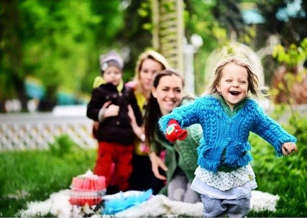 Домовские детишки (20 мая)