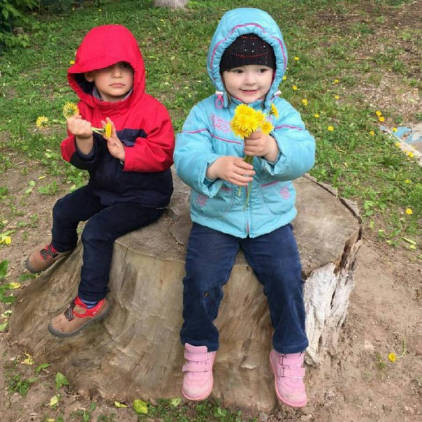 Домовские детишки (27 мая)