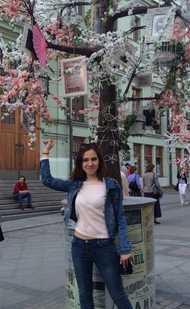 Ольга Райская до проекта (24 мая)