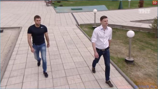 Мужской приход 13.05.16 – Андрей и Евгений