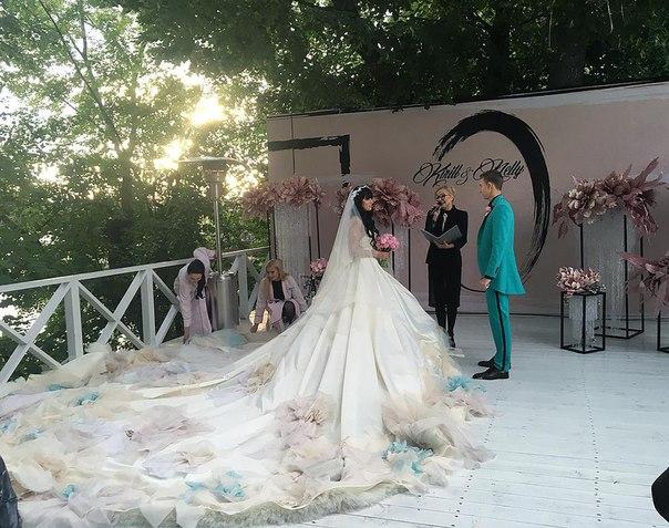 Свадьба Нелли Ермолаевой!