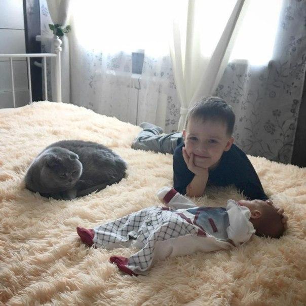 Домовские детишки (15 июня)