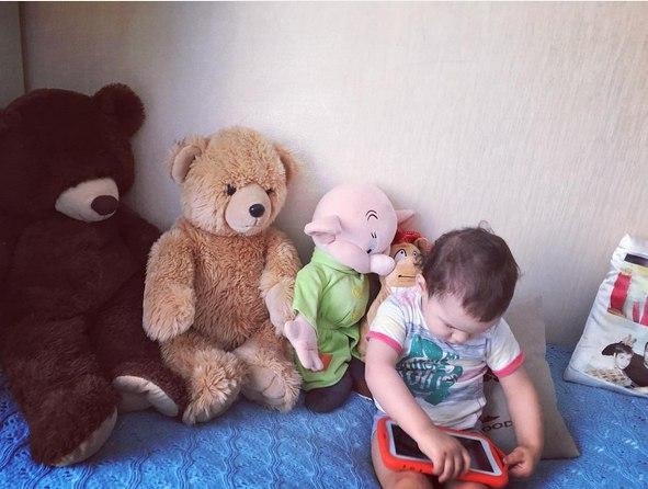 Домовские детишки (1 июня)