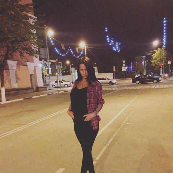 Анастасия Волынец до проекта (6 июня)