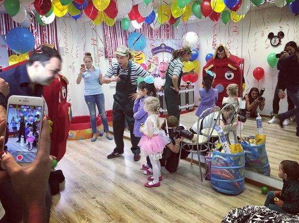 Домовские детишки (14 июня)