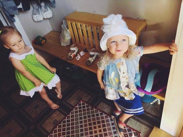 Домовские детишки (24 июня)