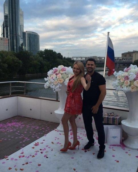 Участники дома 2 и Бородина на свадьбе Льва