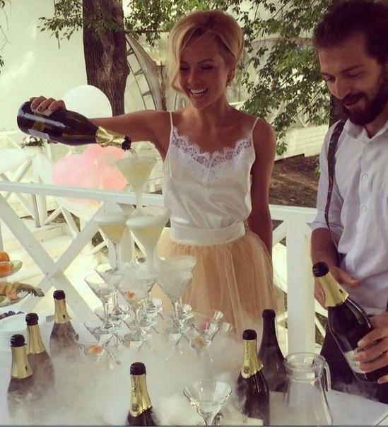 Игорь Трегубенко и Элла Суханова поженились!!!