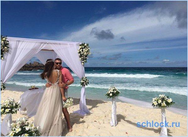 Сейшельская свадьба Игоря и Эллы