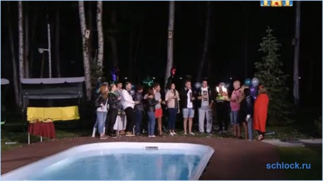 Обзор вечернего эфира дома 2 09.06.16 + ночной