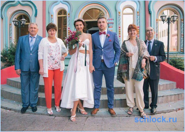 Трегубенко и Суханова снова отправились в ЗАГС?