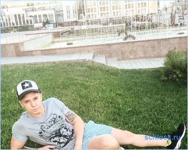 Жизнь за периметром. Владимир Гаути 25.06.16