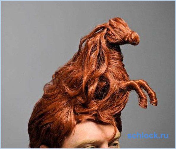 Волос долог – ум короток!