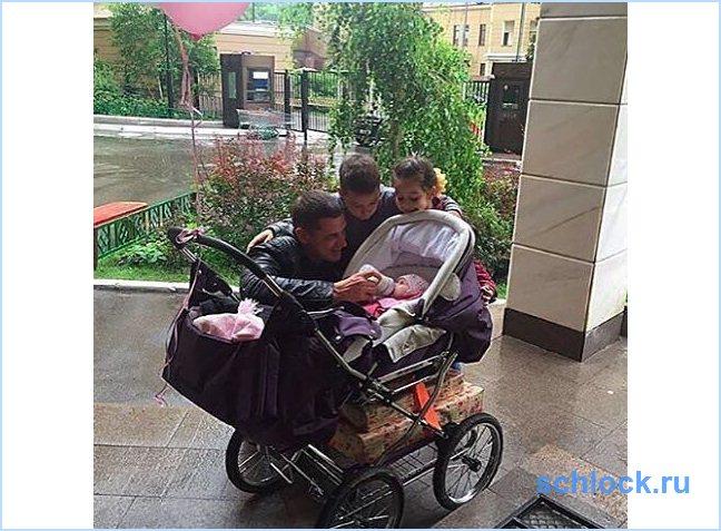 Причина ссоры Бородиной с мужем