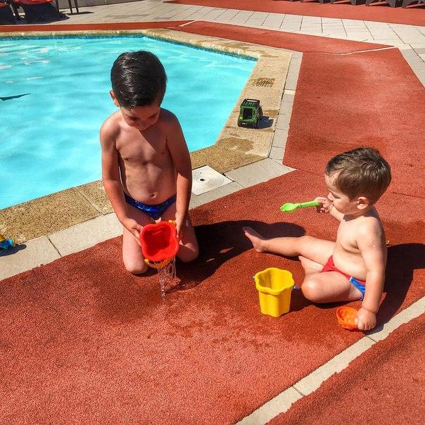 Домовские детишки (12 июля)