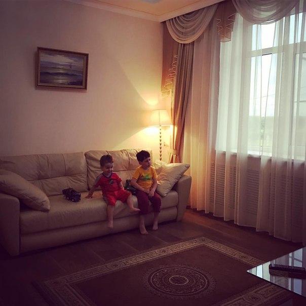 Домовские детишки (1 июля)