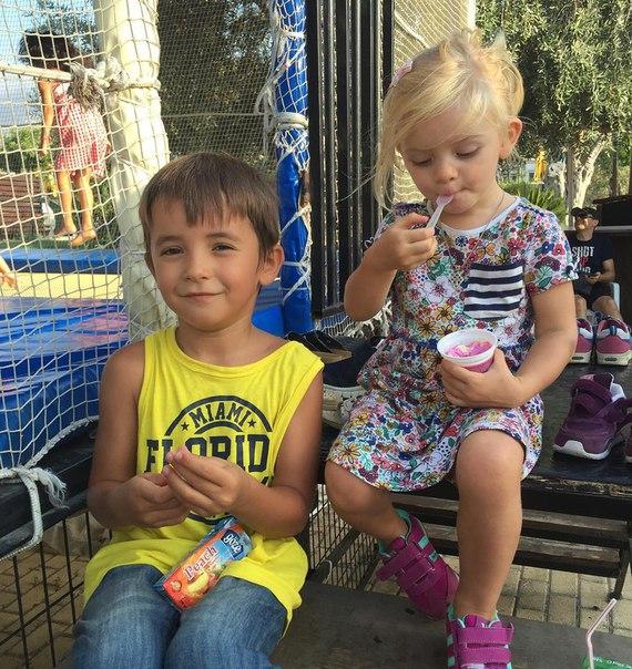 Домовские детишки (19 июля)