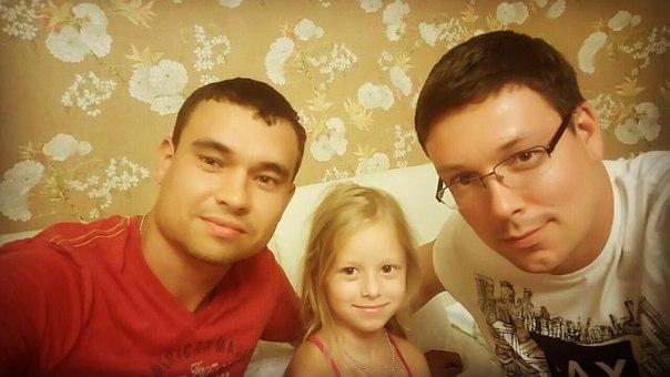 Домовские детишки (4 июля)