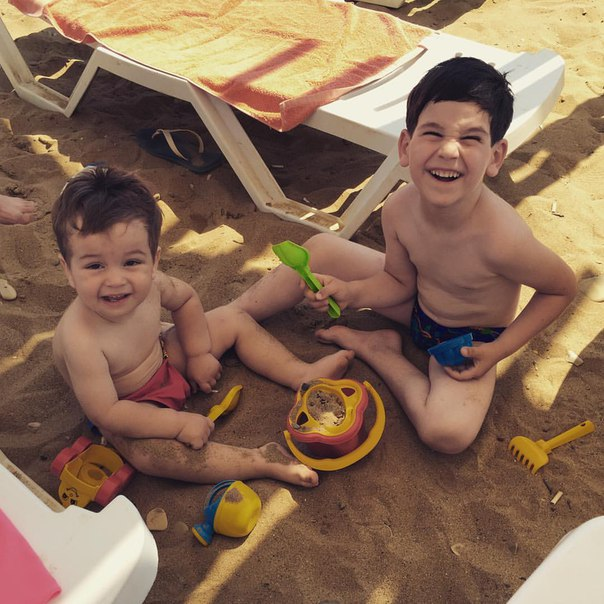 Домовские детишки (6 июля)