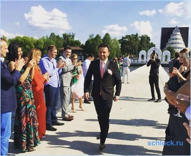 Свадьба Давида Каландадзе