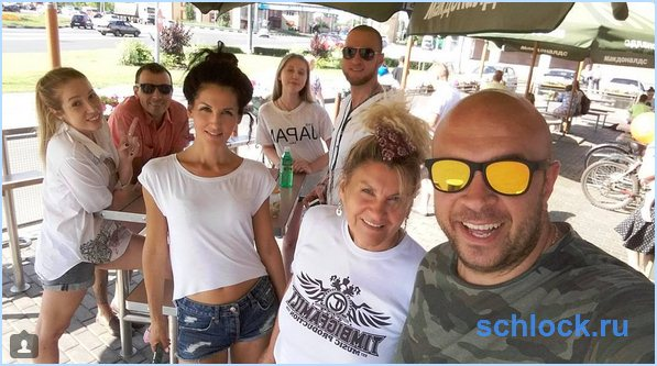 Жемчугов, Ермакова и Гарафутдинов на гастролях