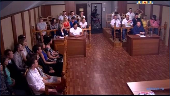 Судный день на доме 2 22.07.16