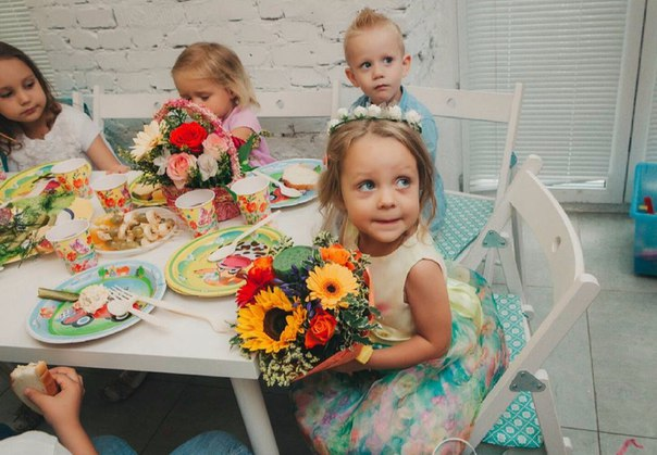Домовские детишки (16 августа)