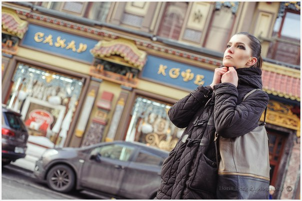Жизнь за периметром. Мария Политова 24.08.16