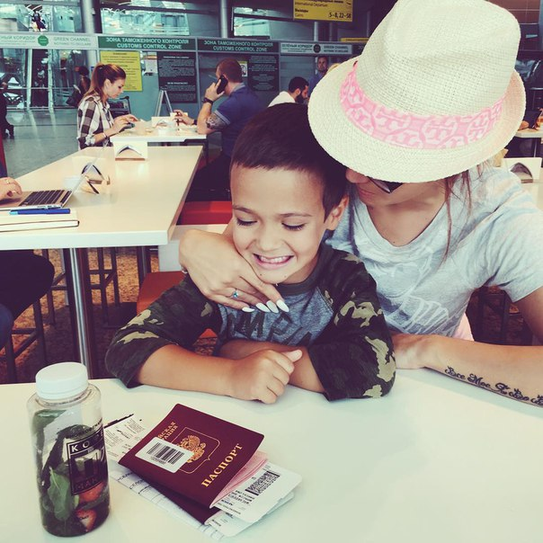 Домовские детишки (8 августа)