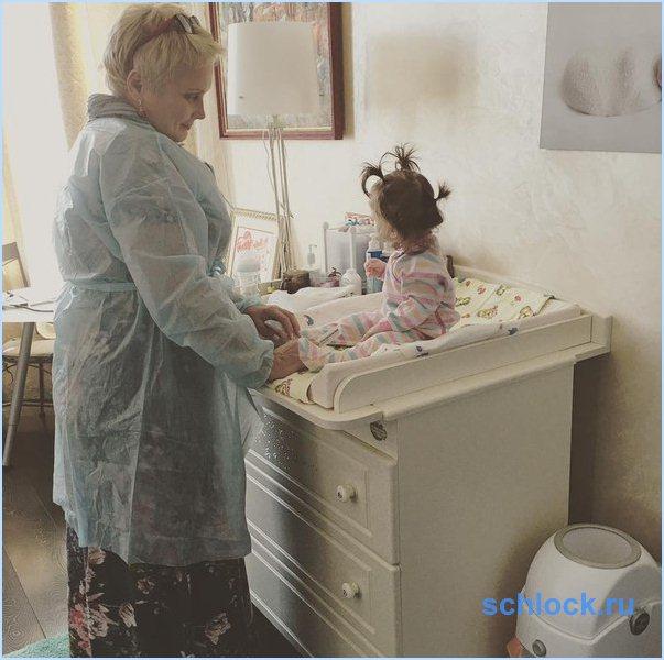 Дочь Бородиной попала в больницу!