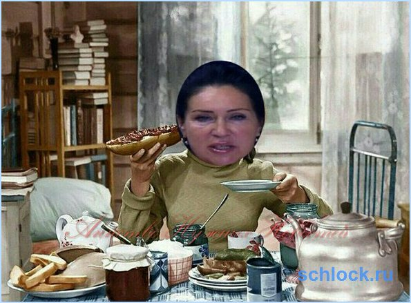 Голодуха на доме 2