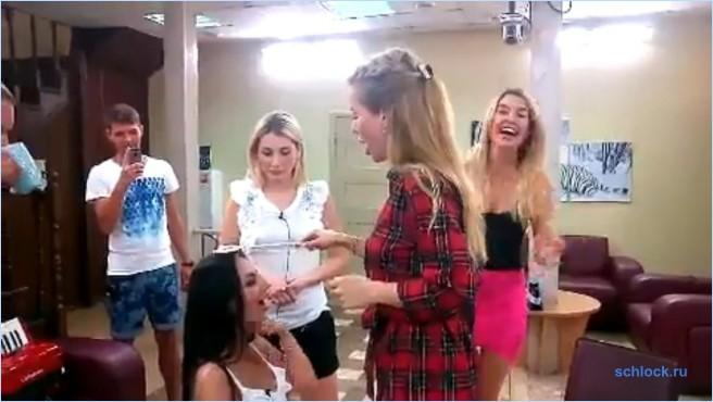 Посвящение новой девушки Вани Барзикова