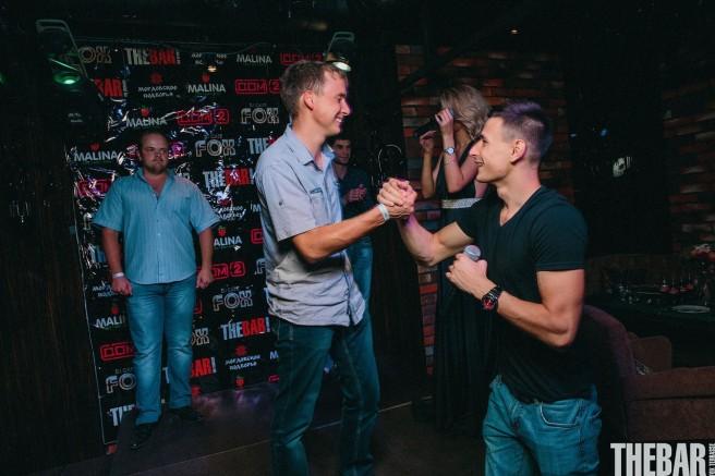 Бобрик на кастинге в Саранске (31 августа)