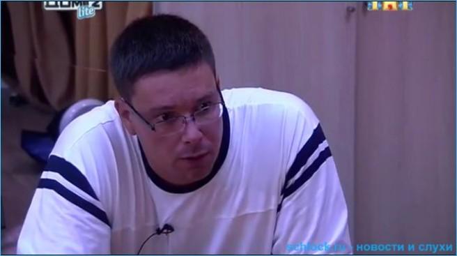 Сбежал от Кроткова, Чуев?