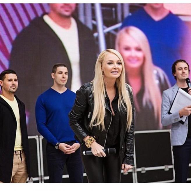 Пынзари стали участниками нового шоу (12 сентября)