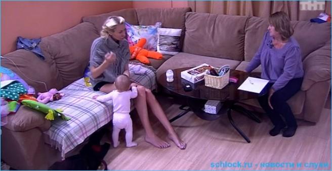 Скандал с Элиной Камирен в эфире дома 2?