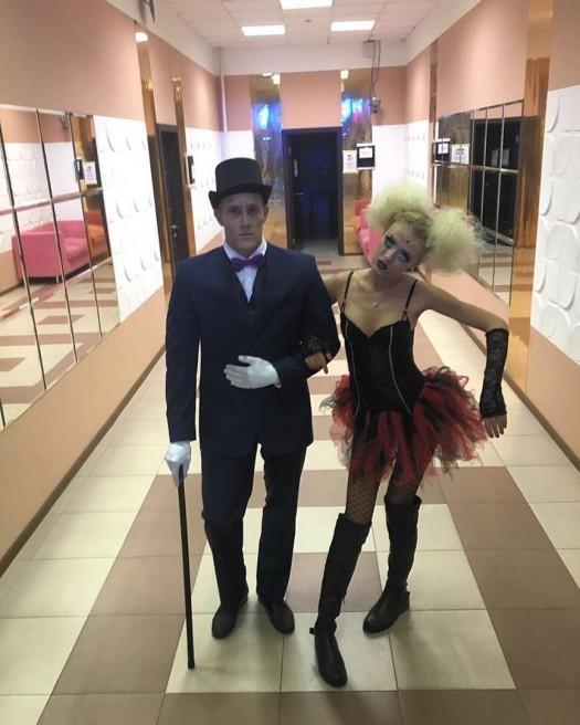 Отчетный концерт по актерскому мастерству (22 сентября)