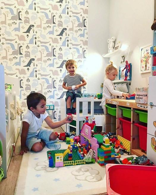 Домовские детишки (29 сентября)