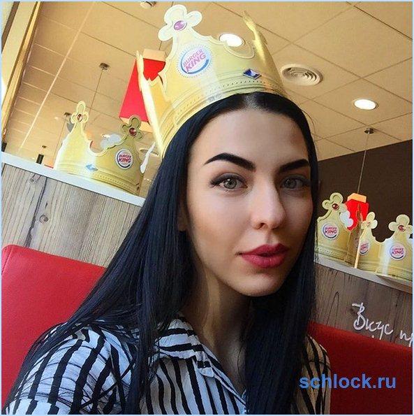 Екатерина Ефремова до проекта (7 сентября)