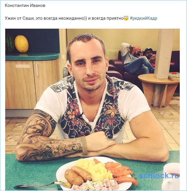 Иванову стало неожиданно приятно