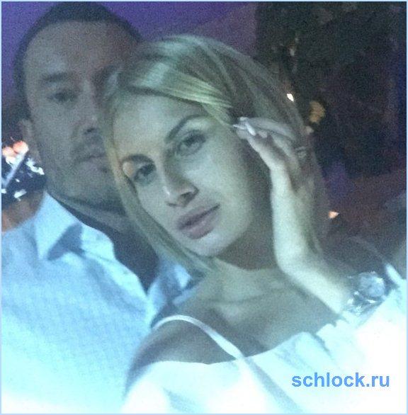 """Терехин избил звезду """"Дома-2"""" Надежду Соколовскую"""