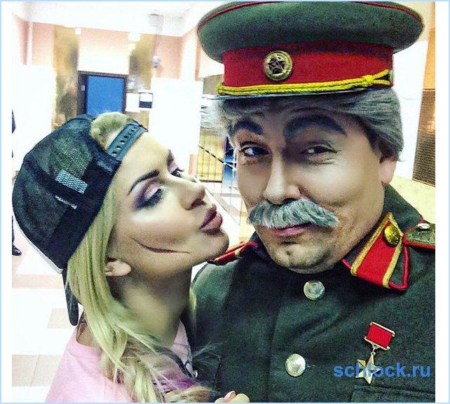 Африкантова и товарищ Сталин